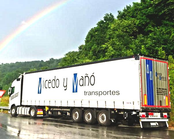 Transporte nacional de mercancías por carretera